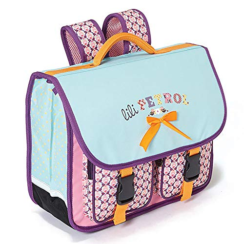 Cartable  fille CP Lili petrol