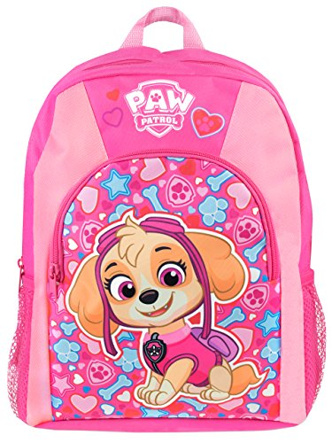 Cartable sac à dos maternelle fille Girl pup power dogs patrol