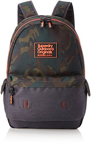 Sac à dos collège Superdry Camouflage