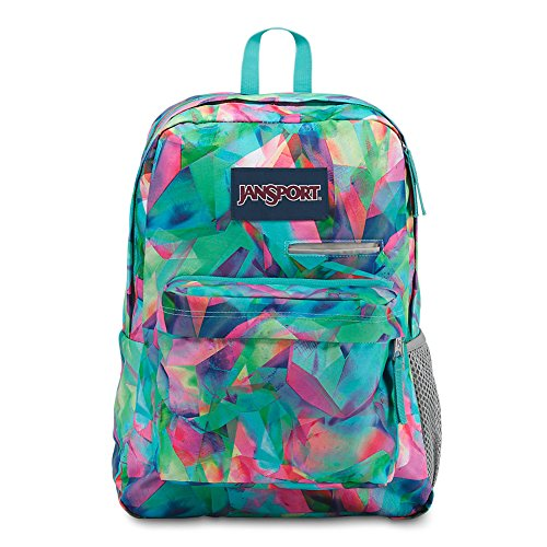 Sac à dos JanSport étudiant pour laptop multicolore