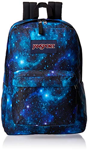 Sac à dos JanSport Superbreak bleu galaxy
