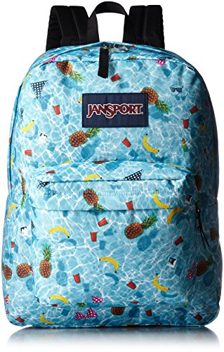 Sac à dos JanSport Superbreak imprimé fruits