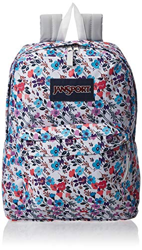 Sac à dos JanSport Superbreak imprimé liberty fleuri