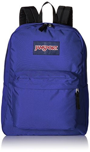 Sac à dos JanSport Superbreak bleu roi