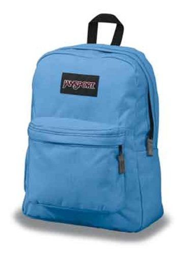 Sac à dos JanSport Superbreak bleu ciel