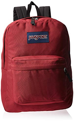 Sac à dos JanSport Superbreak bordeaux