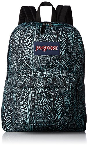 Sac à dos JanSport Superbreak imprimé tribal ethnique