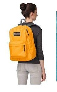 Sac à dos JanSport Superbreak jaune