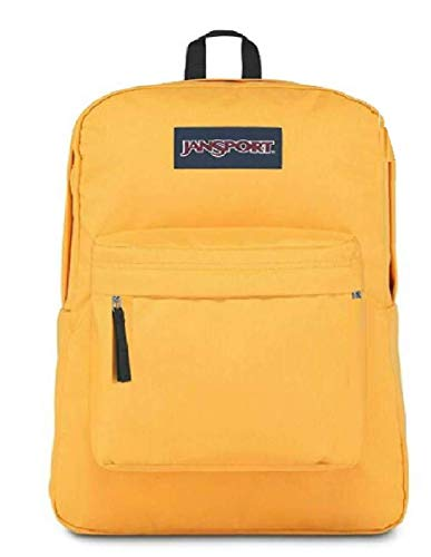 Sac à dos JanSport Superbreak jaune vif
