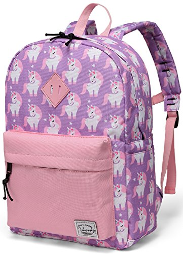Sac à dos maternelle grande section fille unicorn licorne
