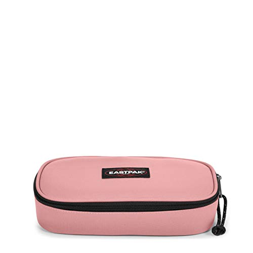 Trousse scolaire ovale rose durable Eastpak